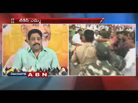 TDP MLC Buddha Venkanna Press Meet over BJP activists Charge on RMP Doctor