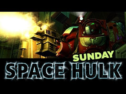 Space Hulk Sunday: Cover the Rear [ep4]