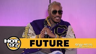 Future on Andre 3000, His Biggest Regret + Spoiling His Woman