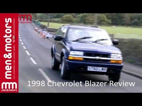 1998 Chevrolet Blazer Review