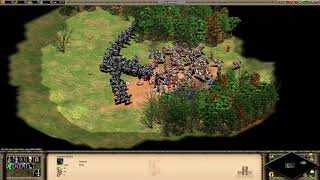 •••••Batalla Épica•••••  Age of Empires II  HD Edition