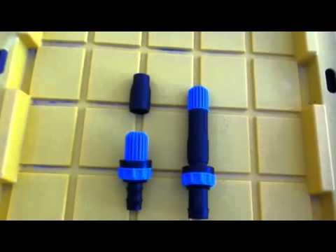 Hydroponics DIY:  Build A Flood And Drain / Ebb and Flow Hydroponic System