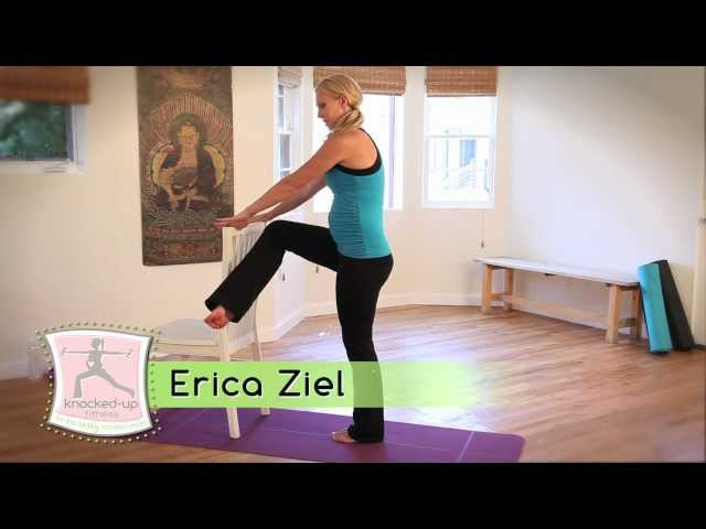 Knocked-Up Fitness DVD's Promo by Erica Ziel