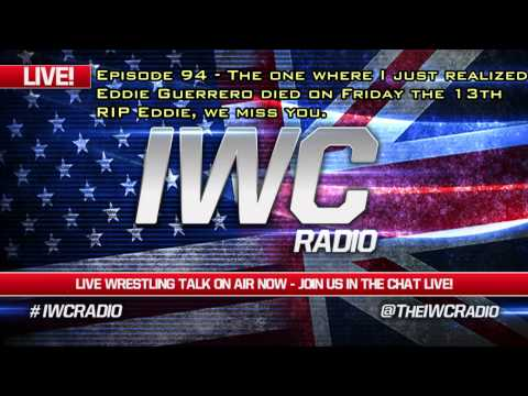 IWC Radio Episode 94 - WWE in Manchester Review