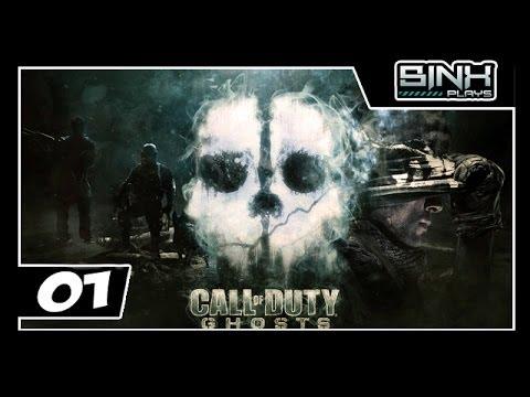 Call of Duty: Ghosts - Campanha #1 - INICIO - Detonado Dublado em Português