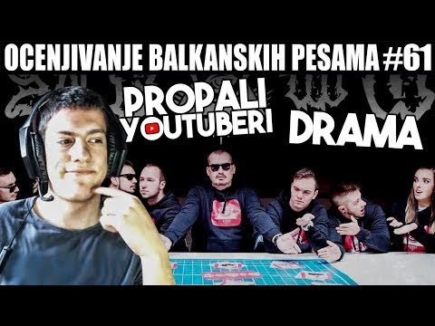 OCENJIVANJE BALKANSKIH PESAMA - KLIKBEJT - DRAMA (OFFICIAL VIDEO)