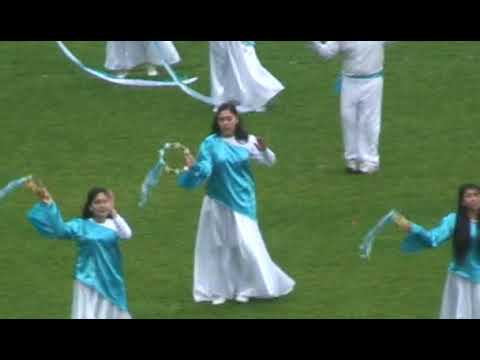 danza cristiana hijas de sion canto oficial parte 1 7 hd vestuarios de