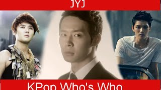 KPop Who's Who - JYJ (2010 - 2016)