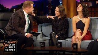 Ellen Page & Jenny Slate