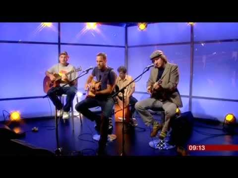 Jack Johnson Radiate Interview BBC Breakfast 2013