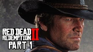 RED DEAD REDEMPTION 2 PC Gameplay Walkthrough Part 1 - 60fps