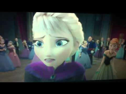 Frozen  The party's over(Turkish) Karlar ülkesi Türkçe