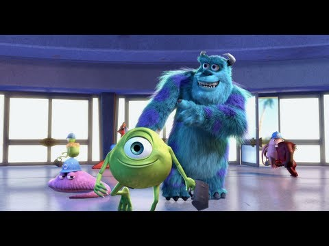 Monsters, Inc. 3D Trailer