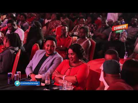 Alex Muhangi Comedy Store March18 - Afande KeleKele