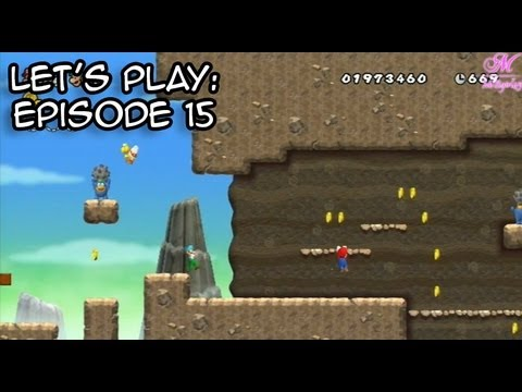 Let's Play New Super Mario Bros Wii | Bien ta grotte ? | Episode 15