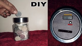 Diy Automatic coins counting machine at home (very easy)