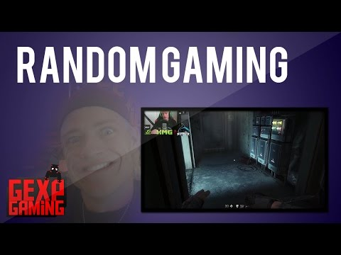 Random Gaming med Gex 97 Wolfenstein the new order klip izle