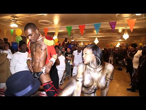 Honee Garcon Vs Zayah Ebony Sex Siren  midwest Awards Ball 2015 video