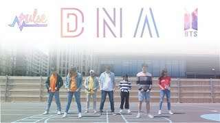 BTS 방탄소년단 - DNA | Pulse Dance Crew Australia (Dance Cover)
