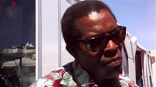 Cannes 2014: Interview Isaach de Bankolé par BME
