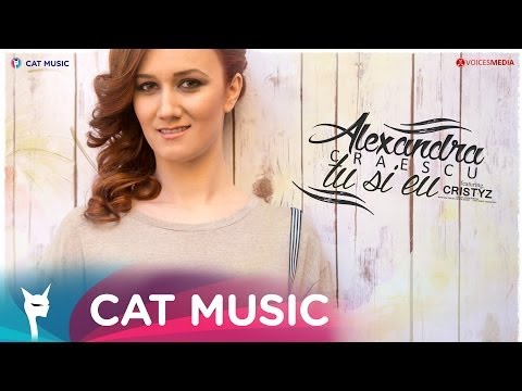Alexandra Craescu feat. Cristyz - Tu si eu (Lyric Video)