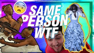 (A WEDDING DRESS!?) NEWAGE JERKBOY - MARRIED TO THE GAME | REACTION!!!