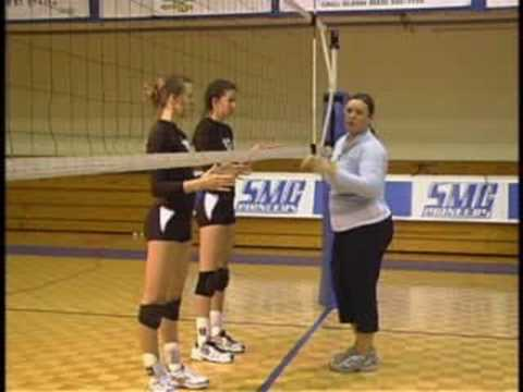 Volleyball: Blocking Fundamentals