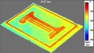 Nanoscale Topography: New Method of Etching Semiconductors Increases Precision