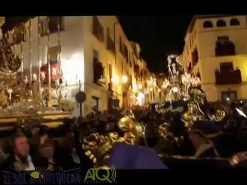 Viernes Santo Cofradía de la Paz encuentro y vega Antequera 18042014