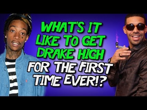 Wiz Khalifa Says Giving Drake Weed in Concert Was Tight