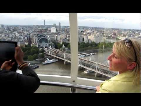 Inside the London Eye (2012)