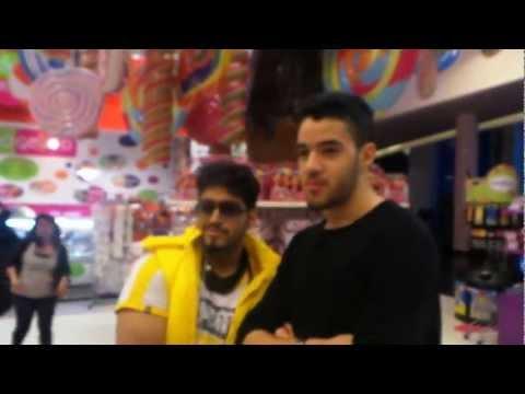 Candy shop in Dubai mall