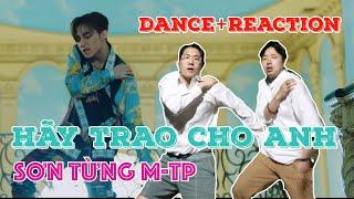 phản ứng của người Hàn khi xem MV HÃY TRAO CHO ANH || #HTCA REACTION [Kính Trọng VPOP&Sơn Từng M-TP]