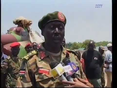 South Sudan report on the Heglig war