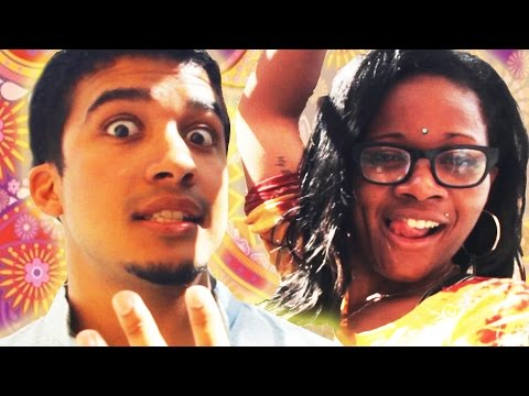 Americans Try Bollywood Dancing For The First Time