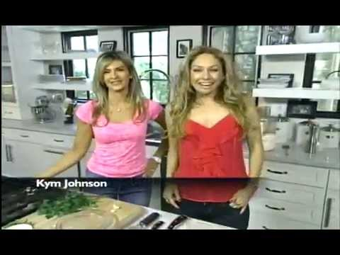 Christine Avanti & Kym Johnson on Building the Hollywood Body