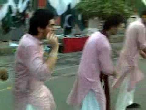 Ni nachle - imran khan ft lucky - Men in Pink