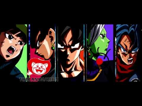 {MAD} DragonBall Super Opening (Mystical Adventure) (Goku Black Arc)