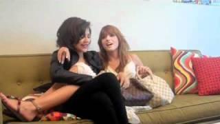 Zendaya Video - EXCLUSIVE: Bella Thorne and Zendaya talk PARIS!