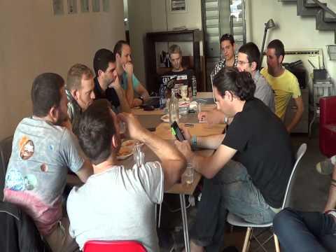 ישיבת דירקטוריון איגוד הביטקוין הישראלי - אוקטובר 2014