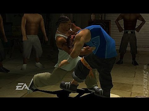 15 Minut Z Def Jam: Fight For Ny The Takeover (psp) video