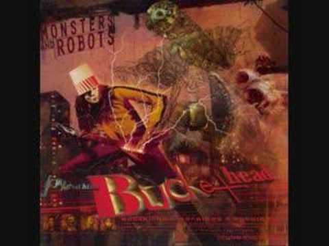 Buckethead - Shape Vs Buckethead