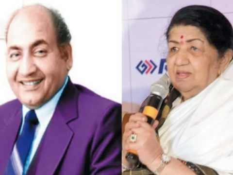 Mohammed Rafi and Lata Mangeshkar Songs |Jukebox| - Part 33 (...
