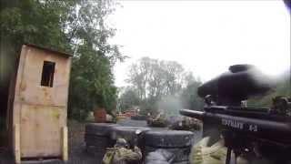 Woodland Paintball - Ahlen 20.09.2014 - Team Deathmatch - Runde 02