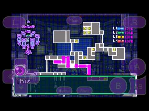 Metroid Fusion iOS part 1: quarantine bay and missiles (No Audio) 100% playthrough