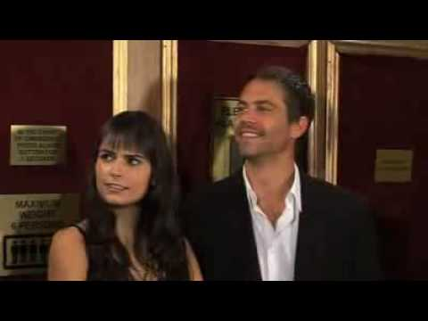 Paul Walker in a HILARIOUS Elevator Interview!!!