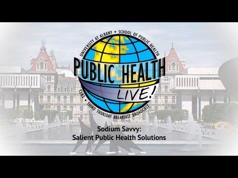 Sodium Savvy - Salient Public Health Solutions