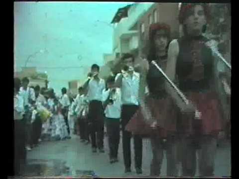 Campos Del Rio fiestas 1988 1ª parte