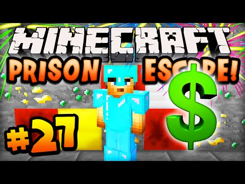 Minecraft PRISON ESCAPE - Episode #27 w/ Ali-A! -