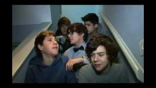 One Direction Behind the Scenes Funny Moments Part 1.flv